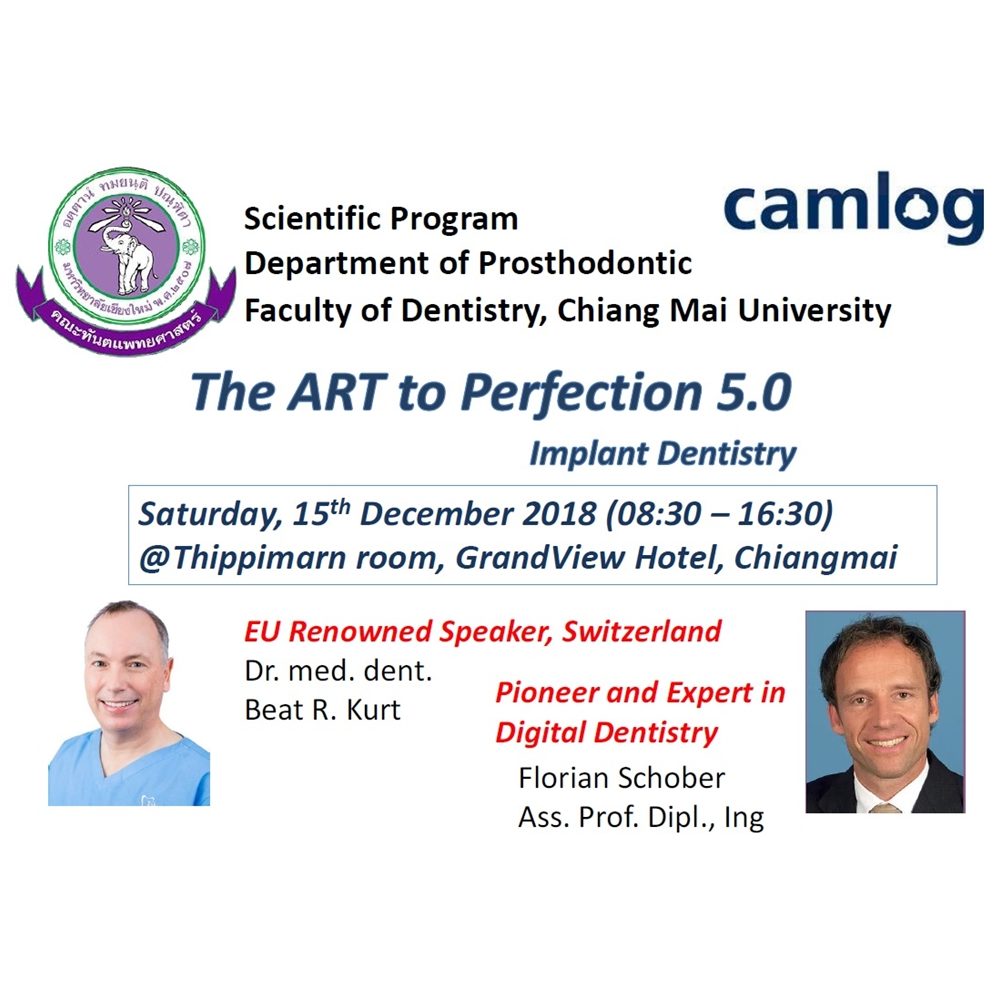 The Art to Perfection 5.0 Implant Dentistry